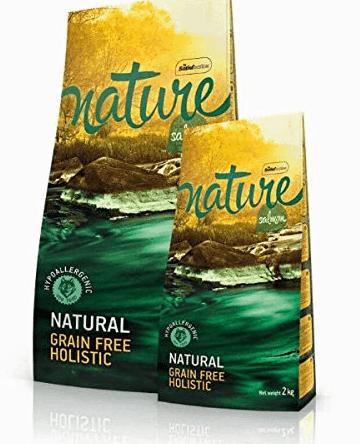 Satisfaction Nature - Pienso para perros de salmón