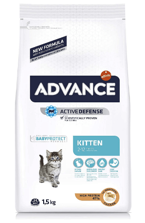 Advance Kitten - Pienso para Gatitos