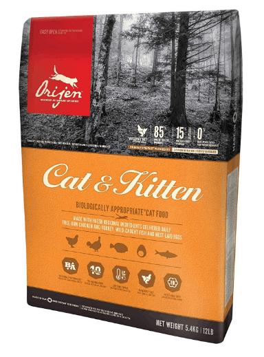 Orijen cat & kitten - Comida para gato y gatito